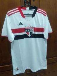 Título do anúncio: Camisa São Paulo I 2021/2022 (Tamanho G) sem número