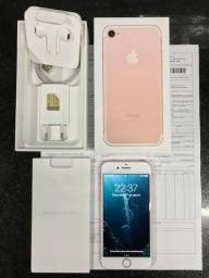 IPhone 7, Ouro Rose, 128gb