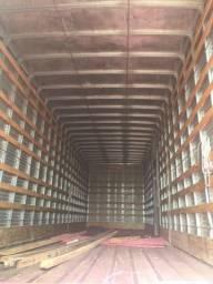 Baú em alumínio para caminhão truck