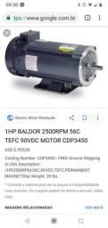Motor BALDOR