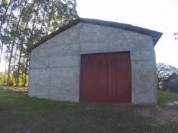 Galpão/depósito/armazém para alugar em Sanga funda, Nova santa rita cod:BD4148