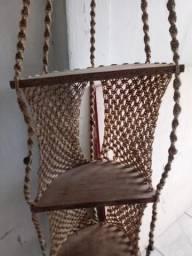 Estante de corda