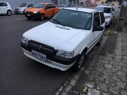 Fiat Uno Impecável Flex com Baixa KM - Pneus novos - 2013