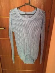 Suéter azul