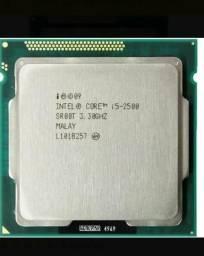 Processador intel core i5 2500.