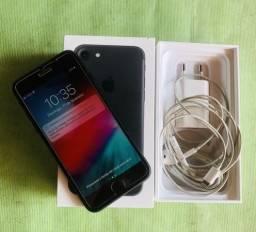 IPhone 7 black impecável