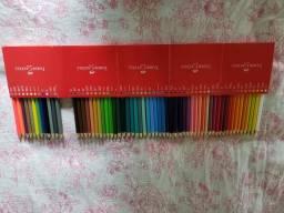 Lápis de cor Faber castell novo