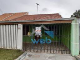 Casa, CIC, Vitória Régia, dois quartos, garagem, churrasqueira, edícula.