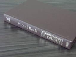 Miguel reale - Lições Preliminares de Direito