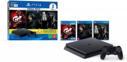 Console PlayStation 4 1TB - PlayStation 4 NOVO!!!