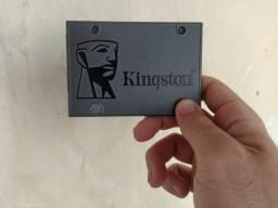 SSD 120GB para computador + instalação