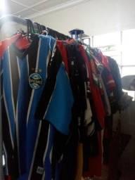 Camisas de time diversas a partir de R$15
