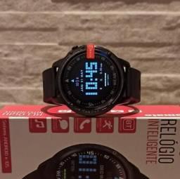 Relógio Smartwatch MTR 31 tomate ( Novo com garantia )