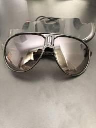 Usado, Óculos de sol carreira original marrom escuro comprar usado  Belo Horizonte