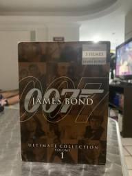 Box DVD 007 Ultimate Colection comprar usado  Recife