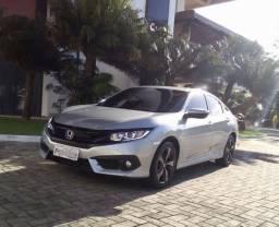 Honda Civic Sport 2017 21.000km mecânico