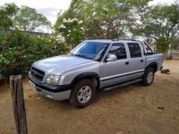 Caminhonete Chevrolet S10 completa com GNV Legalizado - 2007