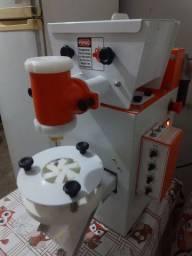 Máquina de modeladora de salgados compacta print