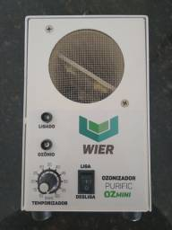 Gerador de ozônio oxi-sanitização automotiva