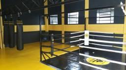 Ringues de Fábrica - MMA - Lutas - Eventos - Boxe - Muay Thai - Academias