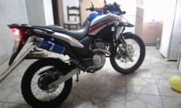 Lavagem detalhada para motos