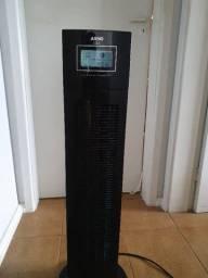 Ventilador Arno Torre Eole, Eletrônico, Preto