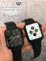 Lindo relógio SmartWatch iwo 12 lite w26 tela infinita