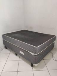 VENDO CAMA BOX USADO (SOMENTE VENDA)