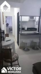 Apartamento à venda com 1 dormitórios em Centro, Guarapari cod:AP0134