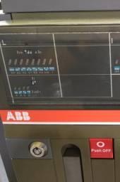 Disjuntor Abb -sace E3 - 3200 A - Motorizado