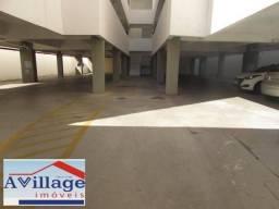 Flat com 1 dormitório para alugar, 50 m² por R$ 550,00/mês - Vila Liberdade - Presidente P