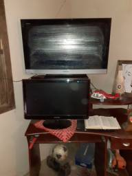 Vendo TV 32polegadas, Monitor e um Dvd