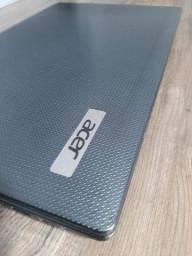 Notebook Acer i3 tela grande