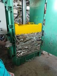 Prensas Enfardadeiras Hidráulicas para Perfis e Sucatas de Alumínio