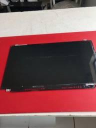 Tela para notbook 15.6 led slin 30 pinos usada detalhe instalação gratuita com garantia