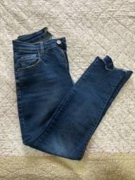 Calça jeans Le Lis Blanc tamanho 38