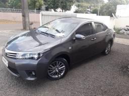 Toyota \ Corolla ( XEI ) 2.0 Flex Automático / Baixo Km / Ano 2016