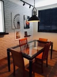 Apartamento mobiliado (51 m²) - Villa Branca (Jacareí)