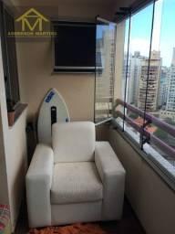 Cód.: 14000D Apartamento 3 quartos na Praia da Costa Ed. Plaza Gimenes