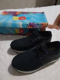 Sapato bem concervado