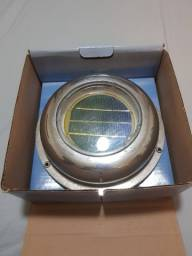 Ventilador a energia solar Sunvent 12S