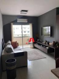 Apartamento com 2 dormitórios à venda, 71 m² por R$ 280.000 - Portal da Amazônia - Rio Bra