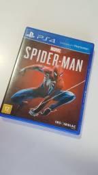 Jogo Spiderman PS4