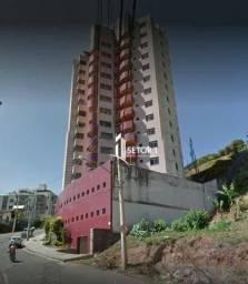 Apartamento com 3 quartos para alugar, 110 m² por R$ 1.600/mês - Bom Pastor - Juiz de Fora