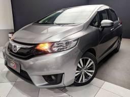 Honda Fit EX CVT 1.5 2015 Impecável! Vendo troco ou financio!