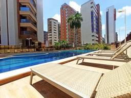 (RV) TR40996 Apartamento com varanda Gourmet, no Aldeota com 111 m², 3 Suítes