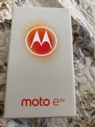 Motorola e6s lacrado 899.90
