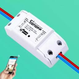 Interruptor Wifi por aplicativo sonoff