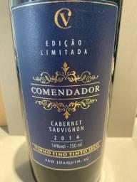 Vinho Comendador Cabernet Sauvignon 2014