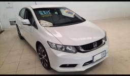 Vendo Honda Civic 2.0 Lxr 16v/ parcelado